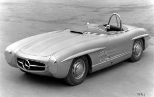 Mercedes-Benz Tourensportwagen Typ 300 SLS (W 198), 1957