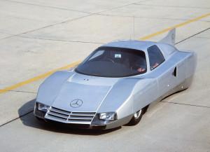 Mercedes-Benz C111-III