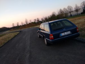 Mercedes-Benz 300 TE 4matic (S124) Bj. 1989