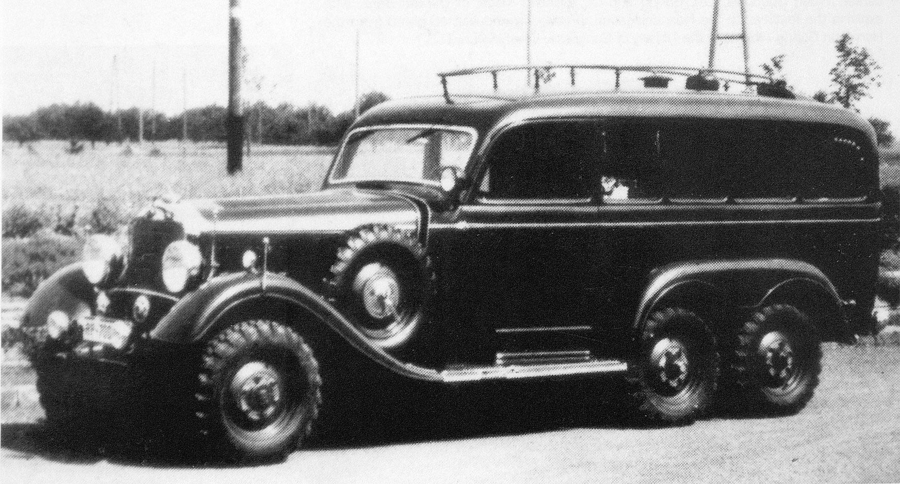 Der klassiker den viele gerne vergessen w rden mercedes for Mercedes benz g4