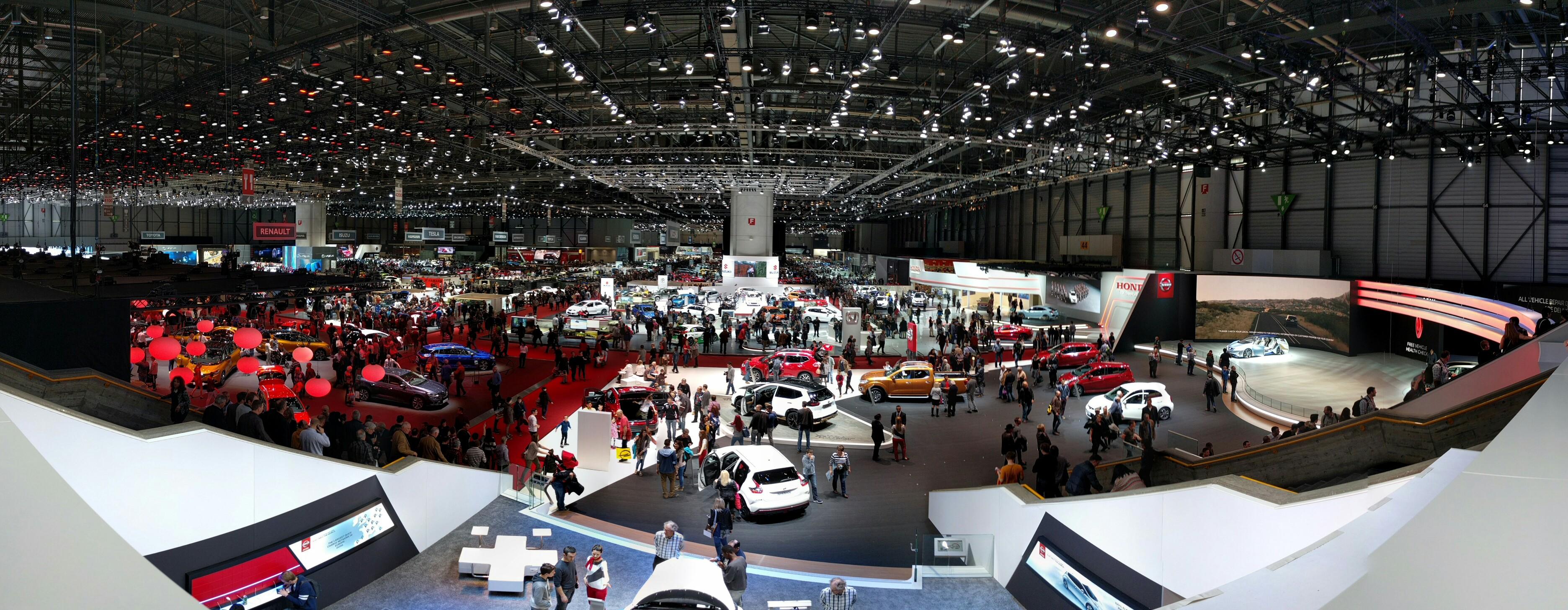 Genfer Automobilsalon 2016 – Eindrücke