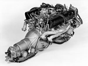 Mercedes-Benz M117.968 V8 Motor