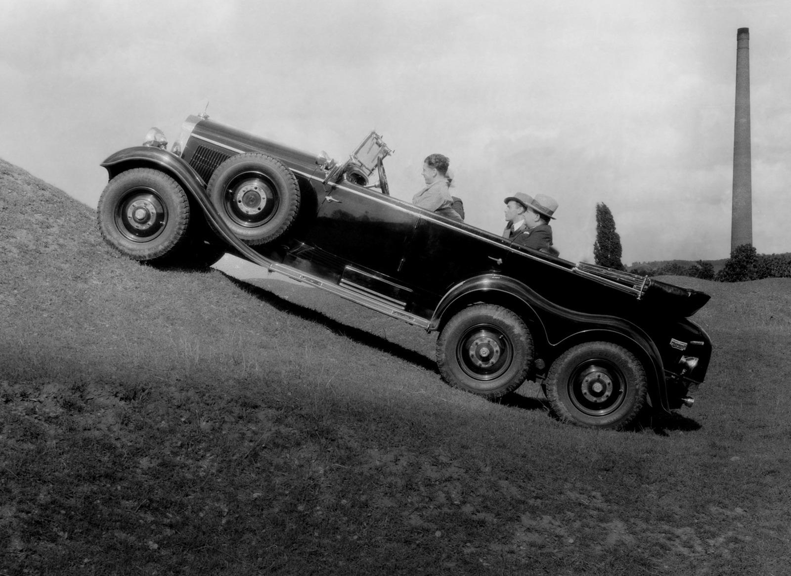 Der klassiker den viele gerne vergessen w rden mercedes for Mercedes benz 4 4