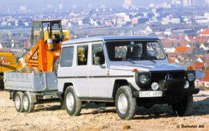 Geländewagen der Baureihe 461