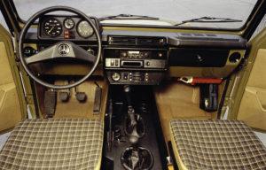 G-Klasse ( W460) 1979