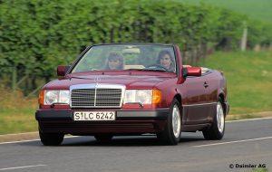 Mercedes-Benz Typ 300 CE-24 Cabriolet, Baureihe 124