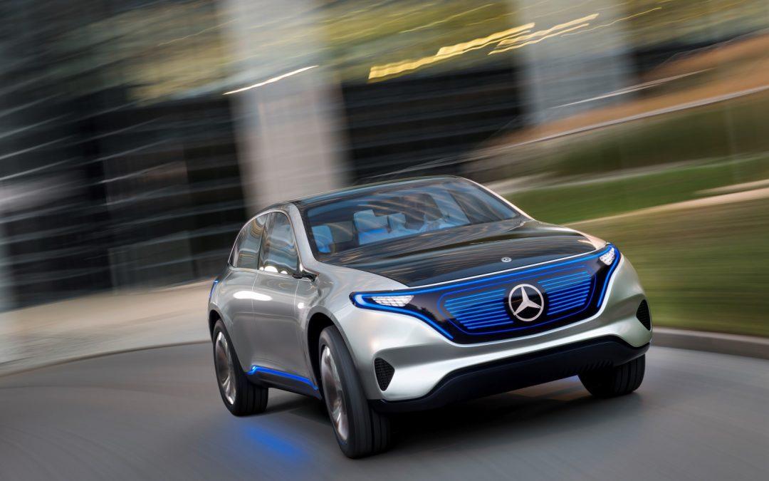 Ein Vorbote der Elektromobilität – Mercedes-Benz Generation EQ