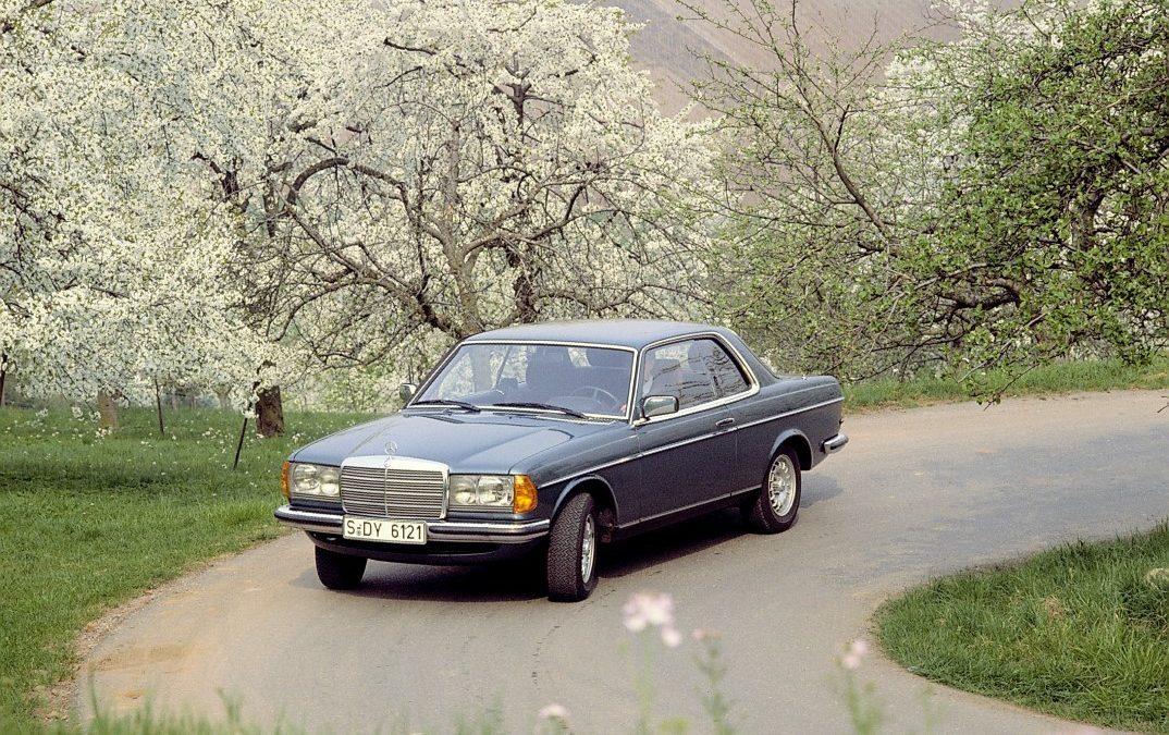 Das letzte Barock-Coupé – 40 Jahre C123