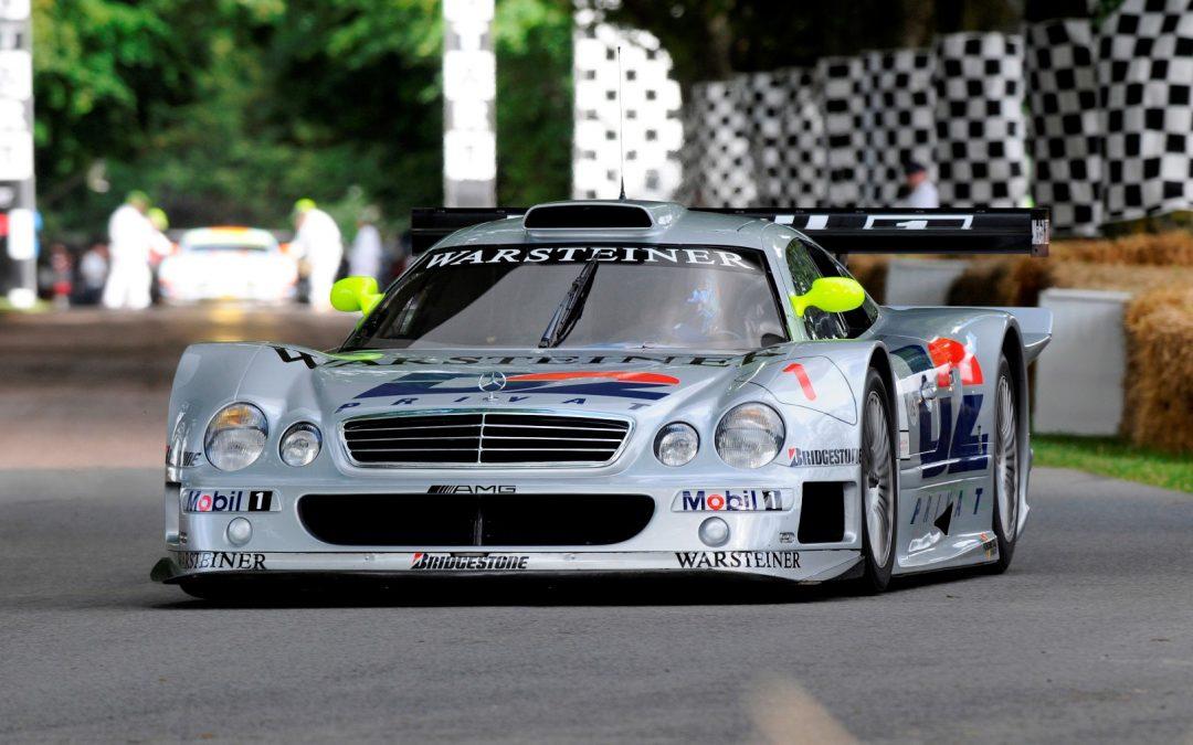 Verkannter Rennkracher mit Weltmeistertitel – Mercedes-Benz CLK GTR
