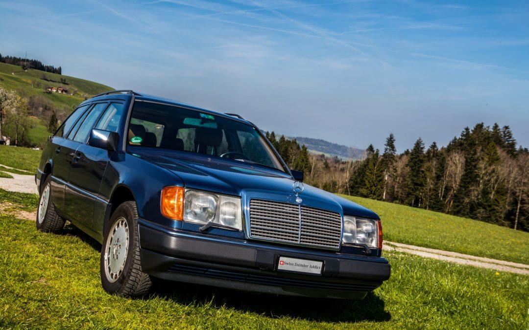 Der Redaktions-Benz – S124 T-Modell im Langzeittest – Fazit