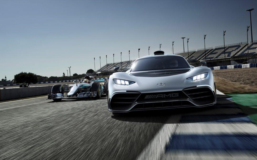 Formel 1 für den Alltag – Mercedes-AMG Project ONE
