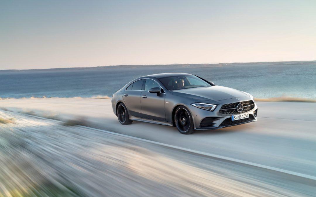 Das Original wird Grossvater – Die neue Generation des Mercedes CLS