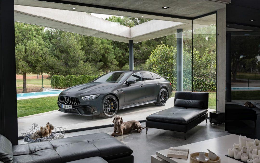 """Der AMG GT wird """"familientauglich"""" – Der neue Mercedes-AMG GT 4-türer"""